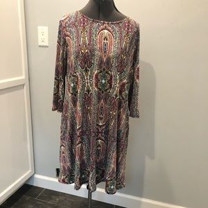 Paisley Summer Dress. You will love this!